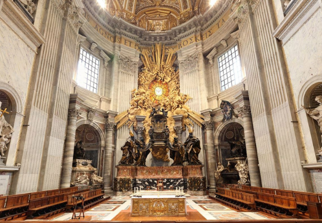 St. Peter's Main Altar